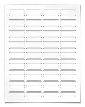 Free Printable Return Address Labels Templates Vastuuonminun Free Address Label Templates