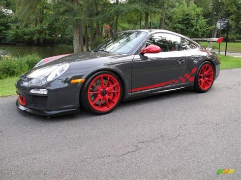 Porsche 911 Gt3 Rs Grey by 2010 Grey Black Guards Red Porsche 911 Gt3 Rs 70893614