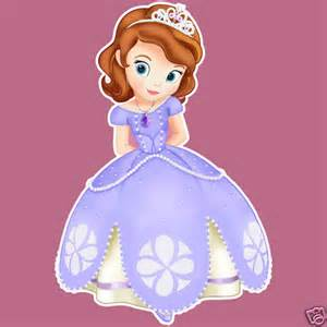 Princess Sofia Wall Stickers princess sofia the first removable wall decal stickers large 15