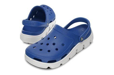 sandal crocs duet sport s shoes crocs duet sport clog 11991 sea blue yessport eu