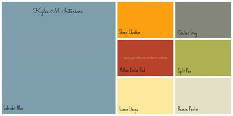 kids color scheme boys room colour palette benjamin moore with labrador blue