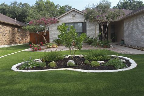 san antonio landscape trenching artificial turf keeps the green without the water san antonio express news