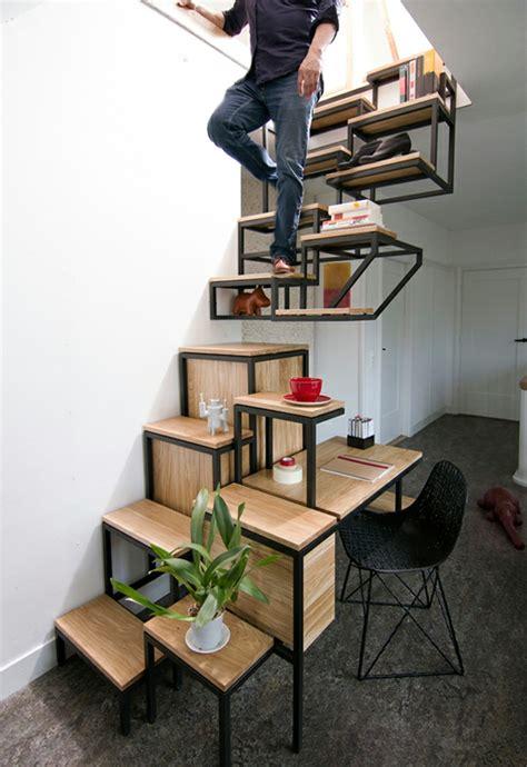 Charmant Escalier Rangement Pour Mezzanine #1: escalier-pour-mezzanine-escaliers-originaux.jpg