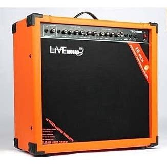 Live Tg 40r Electric Guitar Lifier Reverberation 3 Port 40w With Player live tg 80w electric guitar lifier reverberation 2 port 80w black orange