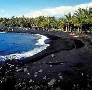 black sand hawaii kaui hawaii black sand quot oh the places pinterest