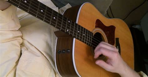 beginner acoustic guitar strumming country style strumming without a cyberfret