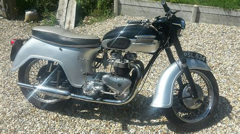 Triumph Motorrad Classic by 1962 Triumph Thunderbird 6t 650cc Twin Classic Motorcycle