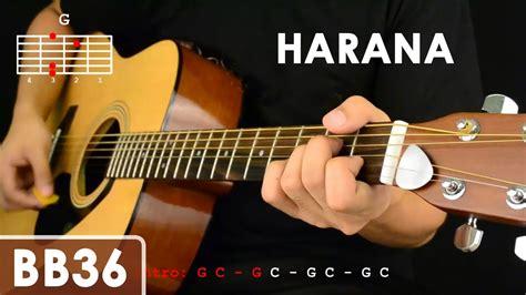 Tutorial Guitar Chords Harana | harana parokya ni edgar guitar tutorial includes