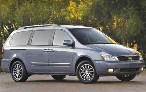 2012 Kia Sedona Towing Capacity 10 Best Used Vehicles For Carpooling
