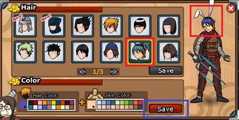 cara membuat akun paypal ninja saga cara membuat hairstyle lain gender char bencong ninja