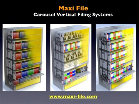 pull out file frontal pull out bespoke carousel vertical filing system