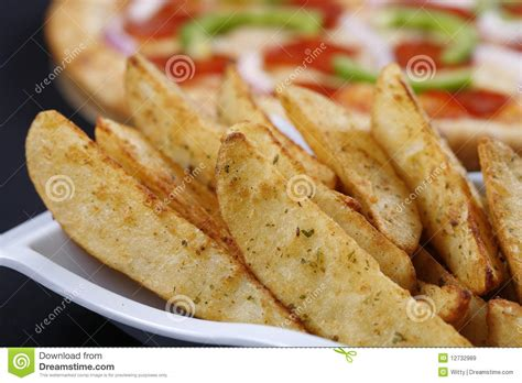 design love fest potato pizza potato wedges and pizza royalty free stock images image