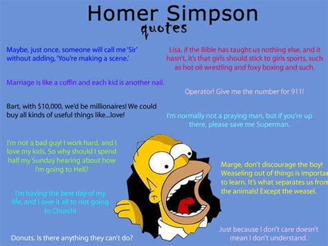 Homer Simpson Love Quotes gallery for gt funny simpsons quotes