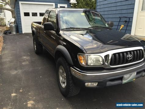 Toyota Tacomas For Sale 2004 Toyota Tacoma For Sale In The United States