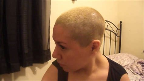 best haircuts lemon shaped head shaved head bleaching and toning tutorial updated youtube