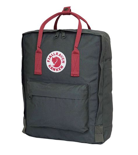 Fjallraven Kanken Classic Oxred Royal Blue Backpack Tas i can t decide which color i like best ox and royal blue kanken classic wishlist