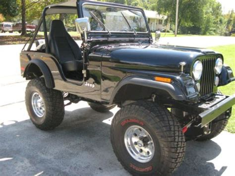 1977 Jeep Cj5 For Sale Sell New 1977 Jeep Cj5 In Chattanooga Tennessee United