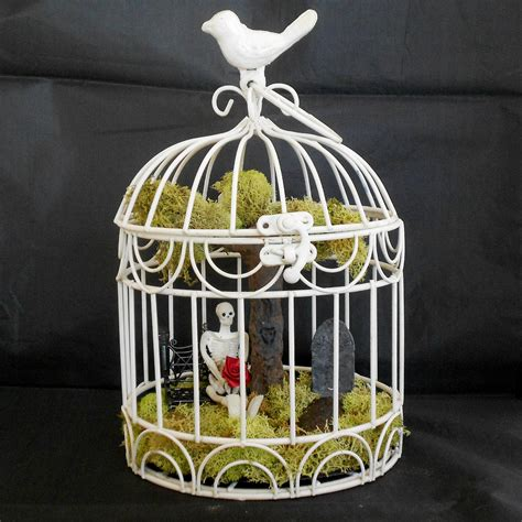 gothic home decor victorian gothic decorative bird cage primed4design design tip of the week 12 19 10