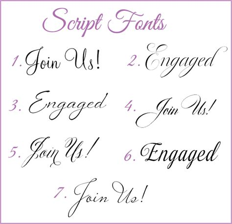 Wedding Font Bold by Wedding Font Series Script Fonts Lucky In