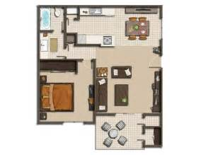 Color Floor Plans Cgarchitect Professional 3d Architectural Visualization