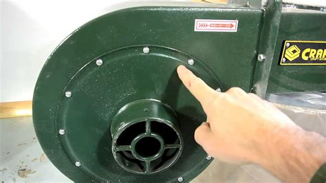 drum fan harbor freight cheap dust collector review