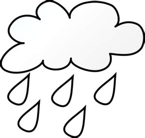cloud coloring page clipart best
