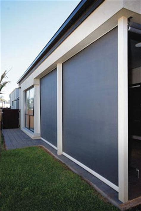 screen awning chanel guide awnings noosa screens and curtains screens
