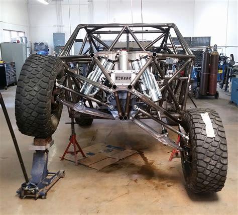 baja truck suspension mason motorsports trophy truck build race dezert