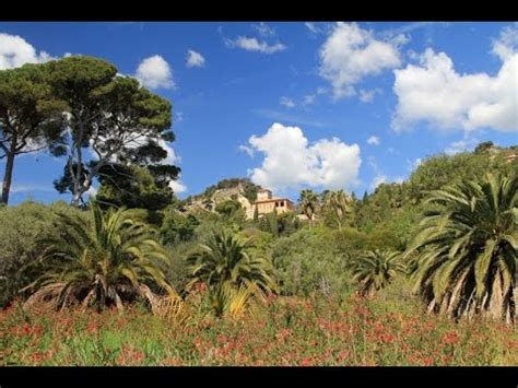 giardini liguria giardini botanici hanbury liguria italy 1080p