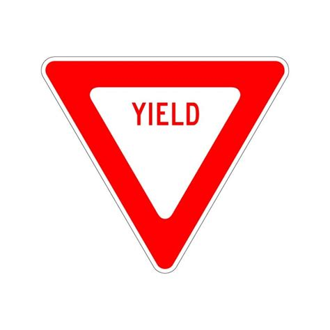 best yield yield sign color 28 images yield sign image clipart