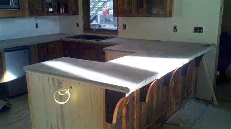 Top Form Countertops by Chiseled Edge Concrete Counter Tops
