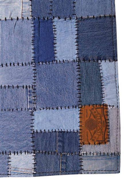 Blue Jean Rugs by 25 Best Ideas About Denim Rug On Recycled