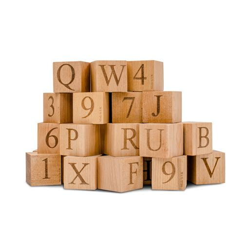 Thinking Blocks By Destyle Shop made building blocks thinking of you boxes