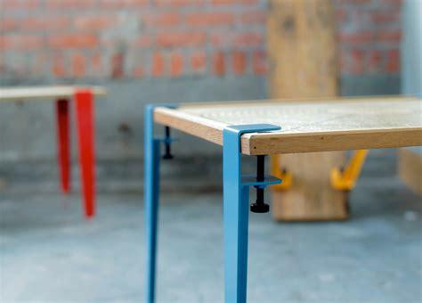 floyd pattern in c les pieds de table en m 233 tal the floyd leg