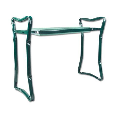 Gardening Chair Stool by Kneeling Sitting Portable Folding Garden Knee Stool Chair