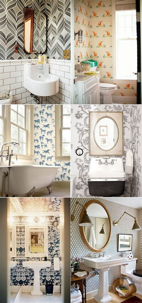 funky bathroom wallpaper ideas 17 best images about small toilet on toilets