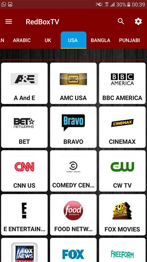 best apk for android free best apk for live tv iptv on android redbox tv android tips