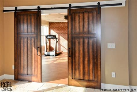 1000 Images About Barn Door On Pinterest How To Install Barn Doors Inside