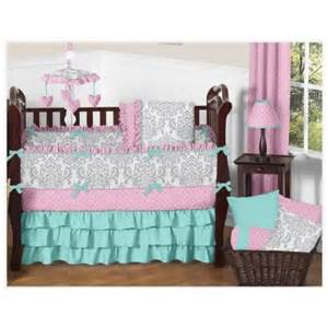 sweet jojo designs crib bedding set sweet jojo designs skylar 9 crib bedding set