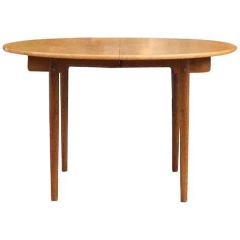 hans wegner at 329 dining table for sale at 1stdibs