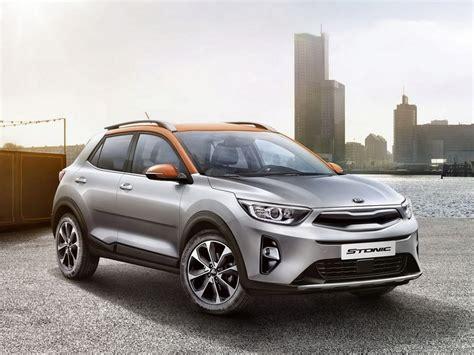 Mini Kia 2018 Kia Stonic Mini Crossover Gets An Early Reveal