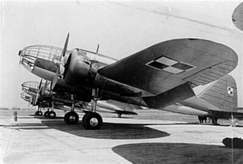 wwii 1939 bomber pzl 37 los books 17 best images about pzl p 37 on