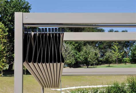 gazebo moderni gazebo moderno in alluminio modello mood dcoperture