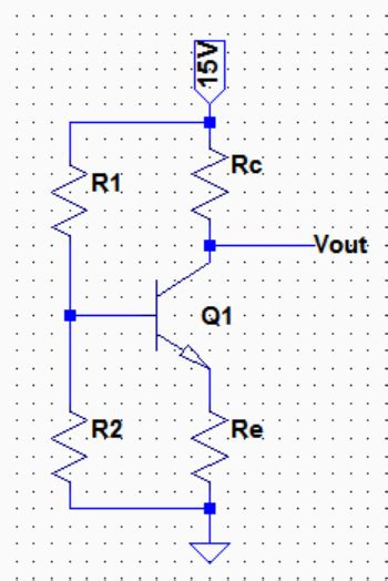 bjt tutorial questions effect of bjt common emitter lifier resistor rc re