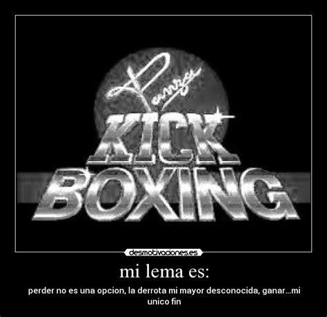 imagenes emotivas de kick boxing im 225 genes y carteles de boxing pag 4 desmotivaciones