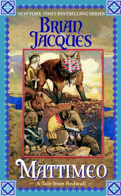 Pdf Mattimeo Redwall Book Brian Jacques by Mattimeo Redwall Series 3 By Brian Jacques Paperback