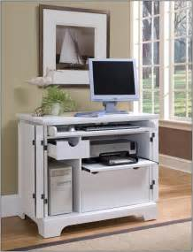Compact Computer Desk With Storage Gorgeous Desk With Computer Storage With Small Computer Desk With Storage Homezanin Furniture