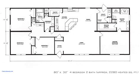 simple open house plans 4 bedroom simple house plans talentneeds