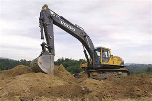 Volvo Excavators News Volvo Ce To Invest 350 Msek For Excavator