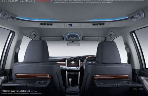 Kunci Lipat Toyota Innovaavanza 2016 interior toyota new kijang innova baru tipe g v q manual automatic luxury bensin diesel